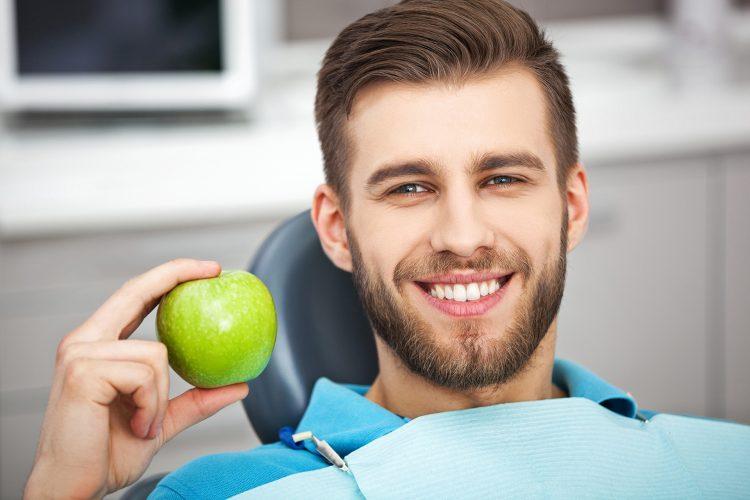 mocne implanty zębów